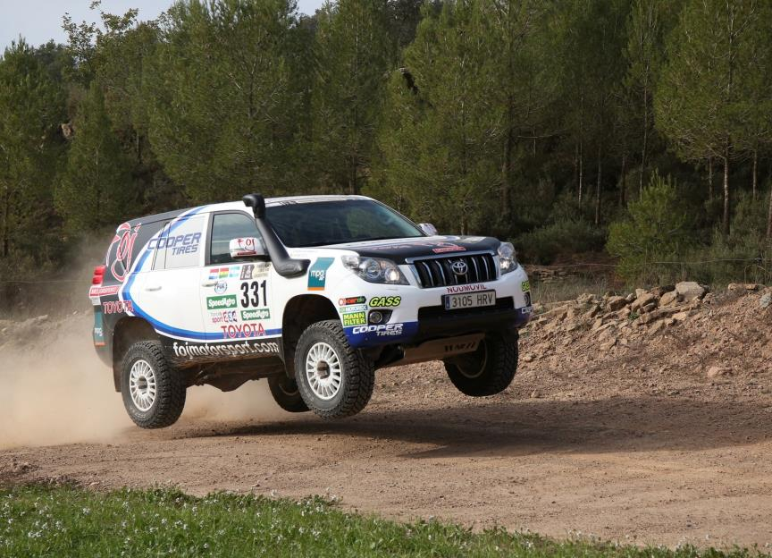 Dakar legend Xavi Foj to enter 28th consecutive Dakar Rally